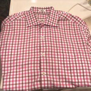 Peter Millar Crown Soft Dress Shirt
